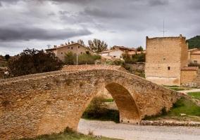 Puente de la Pobla de Bellestar