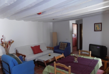 Ajibe - La Casa del Agua - Montefrio, Granada