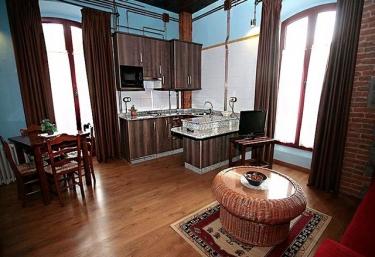 Apartamentos A- Casa Josefita - Villamayor (Piloña), Asturias