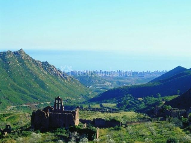 Mas a torre amador en culla castell n - Casas terreras de alquiler en las palmas baratas ...