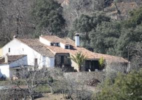 Casa El Tornero I - Aracena, Huelva