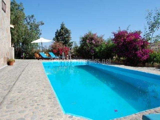 La casita el sitio de la casa en arico el nuevo tenerife for Casa rural con piscina en tenerife