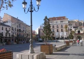 Plaza Mayor Ciudad Real