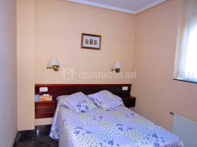 Segunda habitación del apartamento