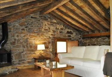 Cabaña 4 personas- Cabañas con Encanto - San Roque De Rio Miera, Cantabria