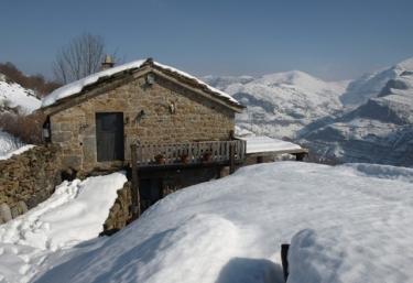 Cabaña 7 personas- Cabañas con Encanto - San Roque De Rio Miera, Cantabria