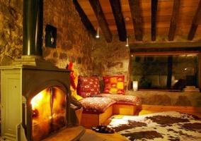 Cabaña Ancosa- Cabañas con Encanto