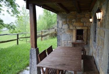 Cabaña 8 personas- Cabañas con Encanto - San Roque De Rio Miera, Cantabria