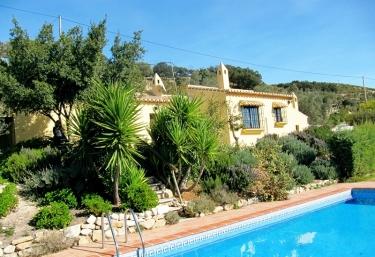Casa Rural Las Chozas - Ruta del Sol - Antequera, Málaga