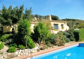 Casa Rural Las Chozas - Ruta del Sol
