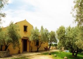 Casa Rural Los Olivos - Ruta del Sol