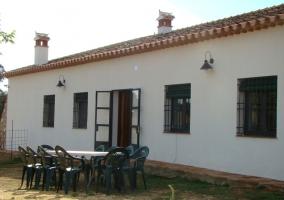 El Hornito - Aracena, Huelva