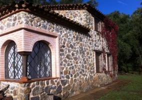 Los Berrocales - Aracena, Huelva
