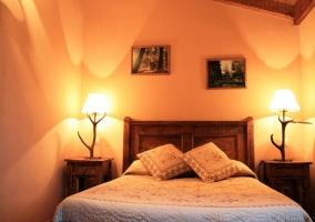 Dormitorio del apartamento 2