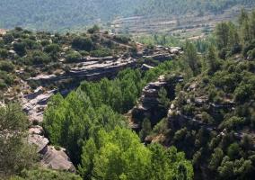 Vistas de la Serranía de Cuenca