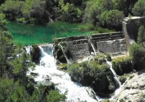 Vistas del Parque Natural del Alto Tajo
