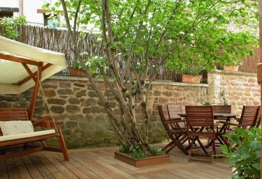 Casa Baleztenea - Lanz/lantz, Navarra