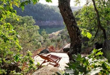 Cabaña Musgo- Dormir en los Árboles - Villasbuenas De Gata, Cáceres