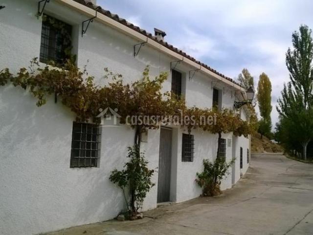 Casa rural el cortijo nuevo i casas rurales en el cerezo ja n - Casas rurales jaen ...