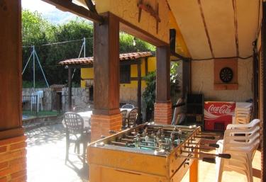 C.R. El Camino - Navaconcejo, Cáceres