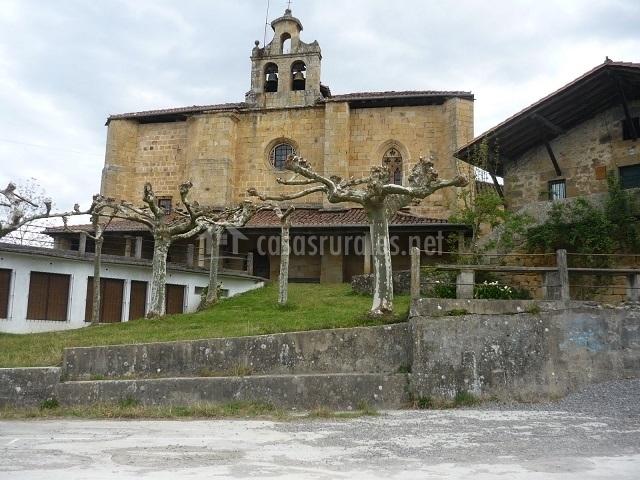 Iglesia de Santa María de Andikona