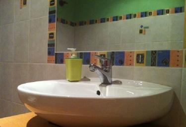 Cuarto de baño lavabo