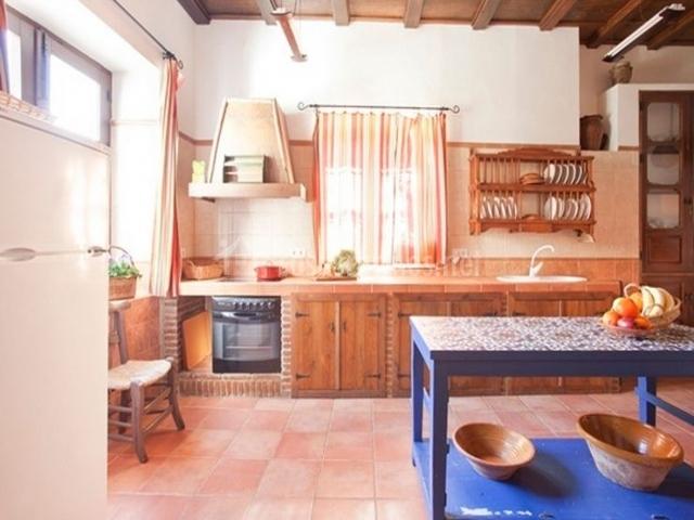 Casa el cortijuelo en escoznar granada - Muebles de cocina en granada ...