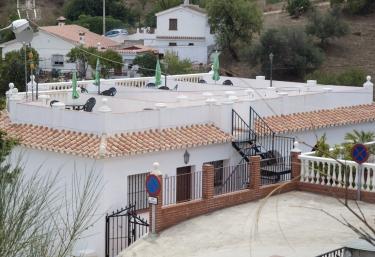Estudio 4 - Casas Rurales Santos - Benajarafe, Málaga