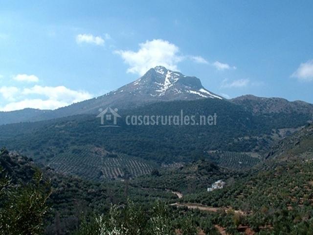 Parque Natural de Sierra Magina