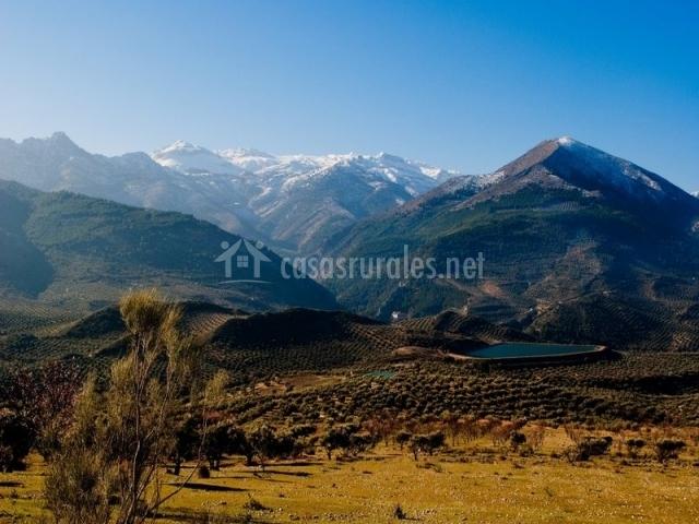 Parque Natural de la Sierra Mágina