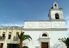 Iglesia Parroquial de Santa Amalia