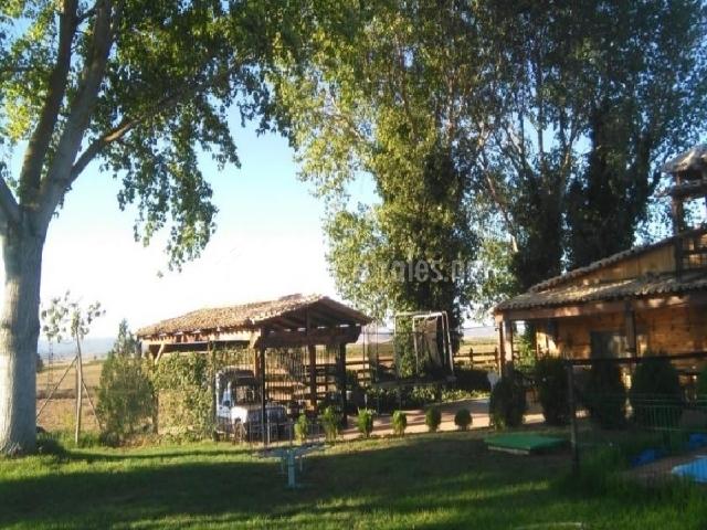 Casa rural el para so casas rurales en casas de ves albacete - Casa rural el paraiso ...