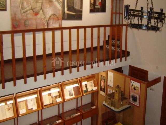 Galería del Museo Cervantino