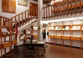 Ejemplares del Museo Cervantino