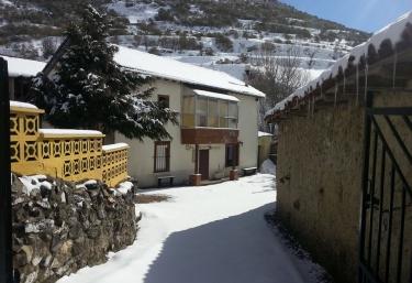 La Ventisca de Pajares - Pendilla, León