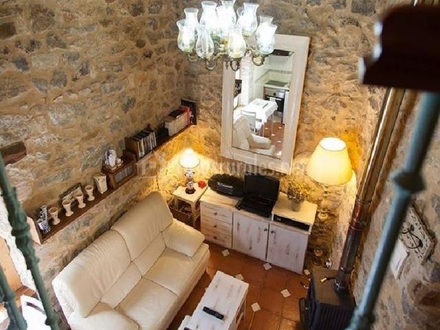 Apartamento la hornera la majada de pe acorada en for Sala de estar vista desde arriba