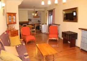 Interiror dining room