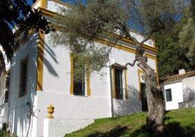 El Retiro - Alajar, Huelva