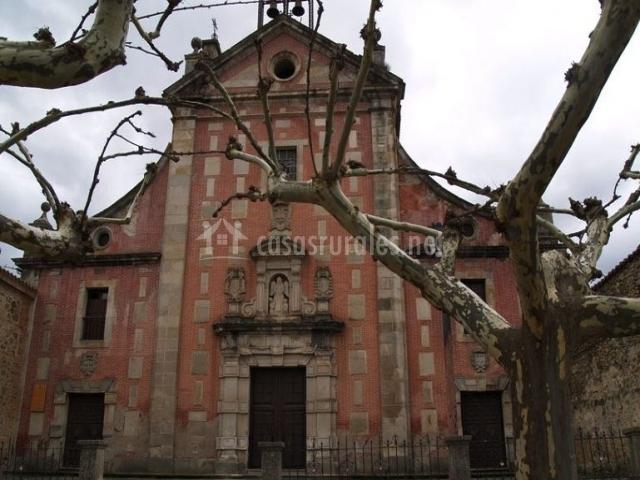 La casita del jard n del convento en hervas c ceres for Jardin del convento