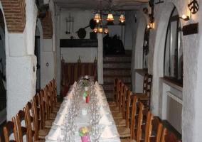 Comedor con plaza para 24 personas