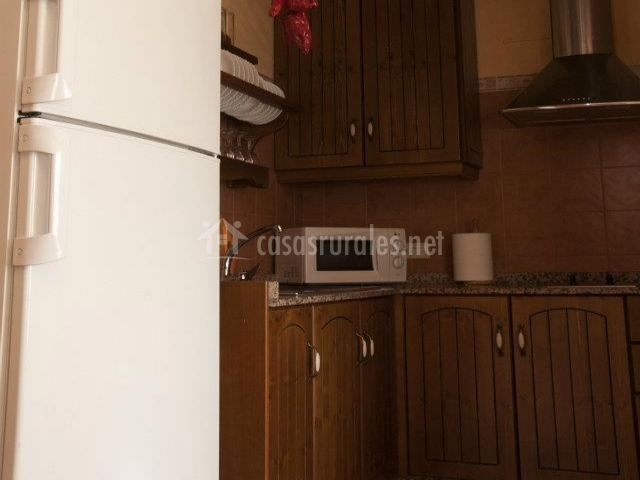 Casa la molata ii en yeste albacete - Muebles de cocina albacete ...