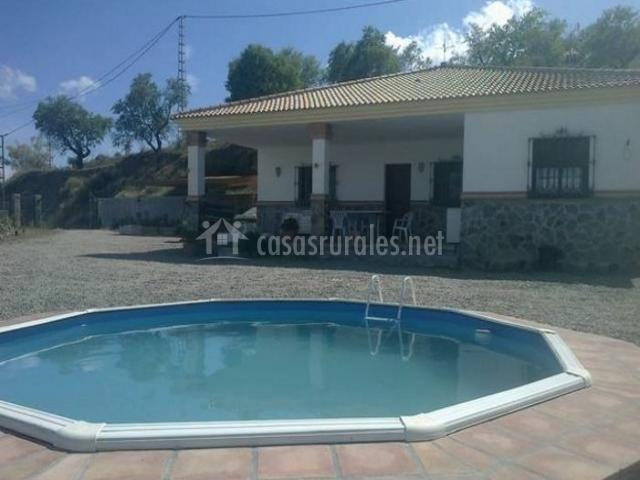 Casa rural el puerto en guaro coin m laga - Casa rural guaro ...