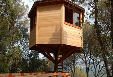 Cabaña Girgola- Cabanes Dosrius - Dosrius, Barcelona