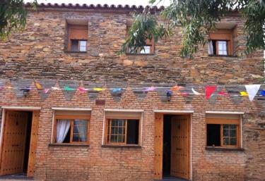 La Varse- Casa del Maestro - La Codosera, Badajoz