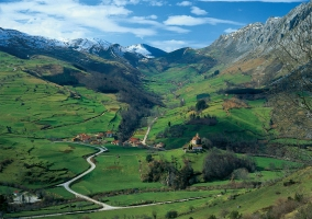 Valles de Saja y Nansa