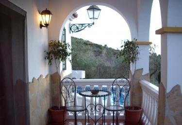 Parador de los Olivos - Sayalonga, Málaga