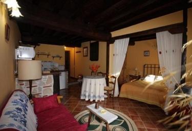 Apartamentos La Zurdina - Mogarraz, Salamanca