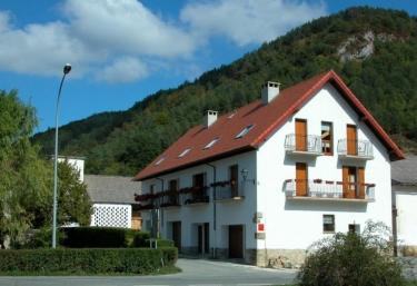Casa Tainta - Ezcaroz, Navarra