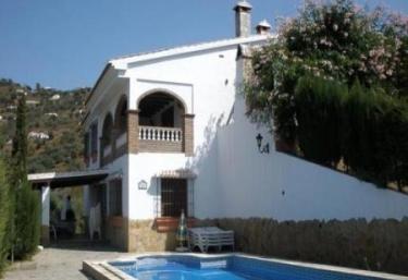 Casa Fuente de la Teja 1 - Sayalonga, Málaga