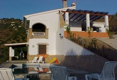 Casa Fuente de la Teja 2 - Sayalonga, Málaga